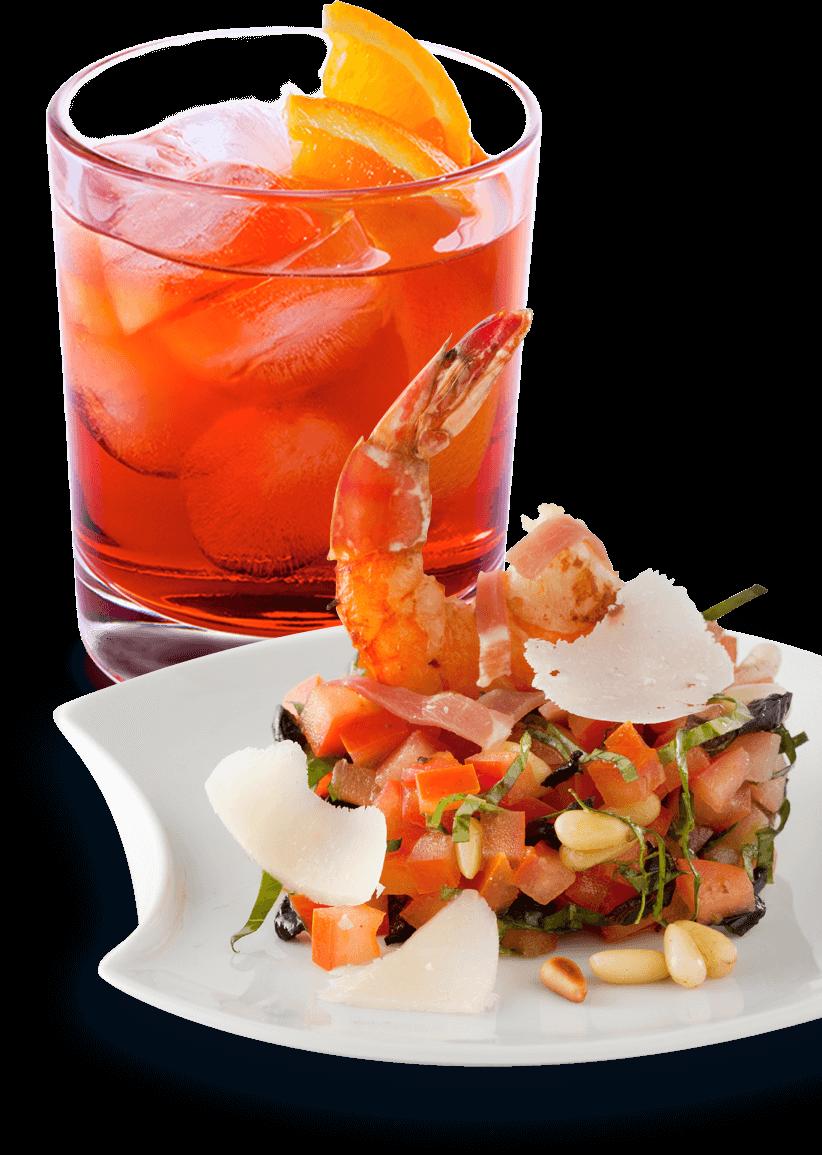 Les recettes Gancia cocktails et aperitivo