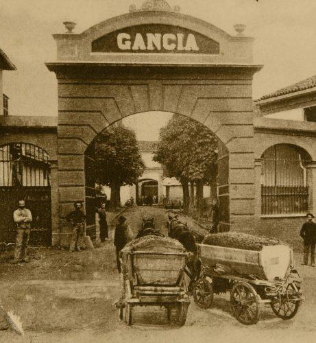 La saga Gancia : 1850